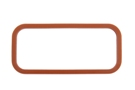 MGB Side plate gasket, rubber 72-80
