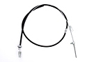 MGB Emergency brake cable 62-67