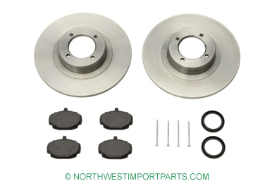 MGB Front brake package 62-80