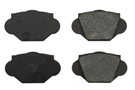 MGA Front brake pad set 59-62