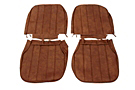 MG Midget Seat kit autumn leaf 70-79