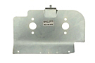 MG Midget Carburetor heat shield 61-74