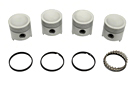 MG Midget Piston set 67-74 .020