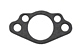 MG Midget Air filter gasket 61-74
