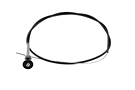 MG Midget Hood release cable 61-77