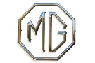 MG Midget Trunk emblem 61-69