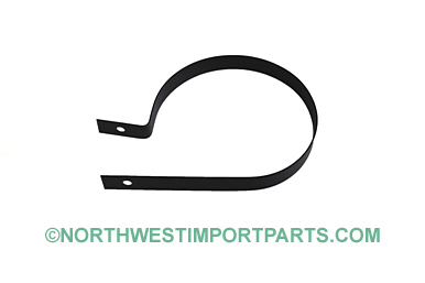 MG Midget Heater air hose clamp 61-79