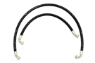 MGB Oil cooler hose set 68-74.5