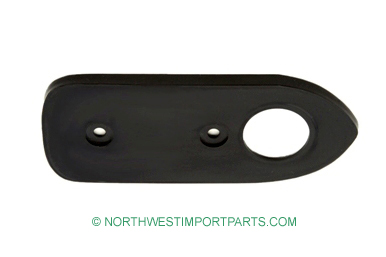 MGB Rear side marker plinth, Left 70-80
