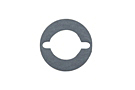 MG Midget Trunk lock gasket 61-79