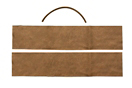 MGB Top rail cover kit 78-80 Beige
