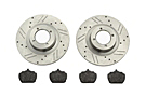 MGB Performance front brake kit 62-80
