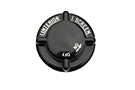 MGB Heater knob, air control 68-70