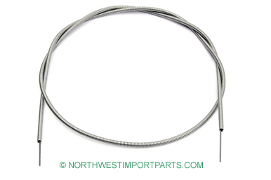 MGB Heater cable 62-76