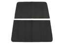 17. MGB Hood insulation pad set 62-80