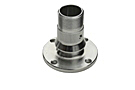 MGB Wire wheel hub, rear right 65-80