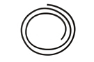 12.  MG Midget Trunk seal 61-79
