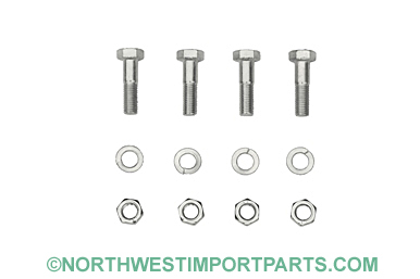 MGB Driveshaft bolt kit rear 62-80