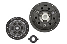 MGA Clutch kit, 3 pieces, Borg and Beck 61-62
