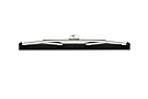 MG Midget Wiper blade 61-67
