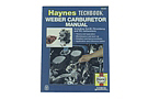 MG Midget Haynes Weber Carburetor manual 61-79