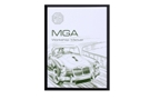 MGA Repair manual, factory reprint 55-62
